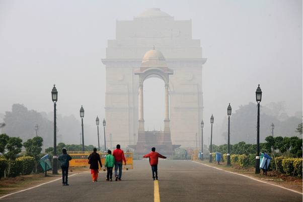 Delhi may have 8 months of 32°C average temperature by 2100: WEF study