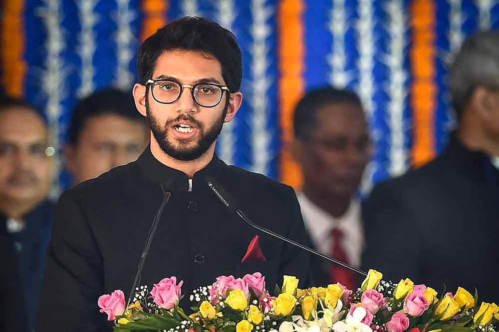 Climate change is a real thing, action plan needed: Aaditya Thackeray